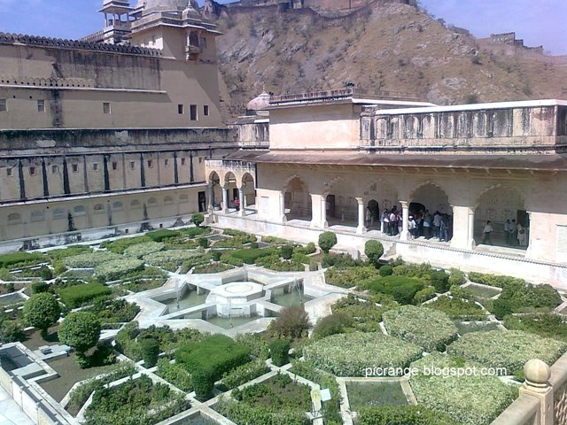 Beautiful Amber Palace