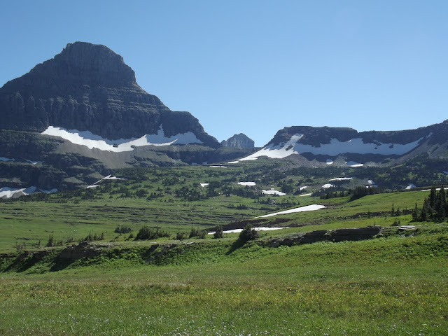 Glacier-National-Park-Logan-Pass-Visitor-Center