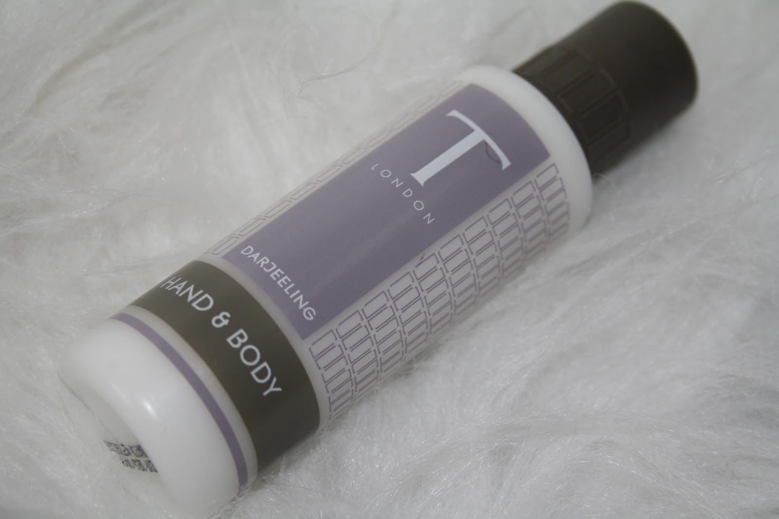 T-London Darjeeling Hand and Body Lotion