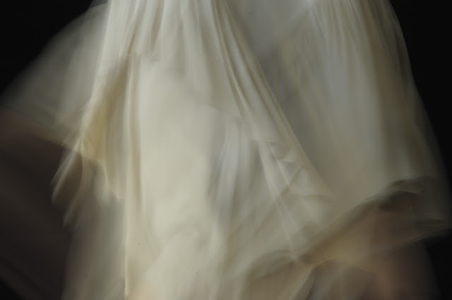 fabric flow LMFF movement loreal blur melbourne fashion festival surreal abstract abstraction tim macauley