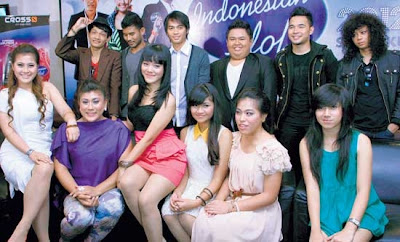 Indonesian-idol 2012