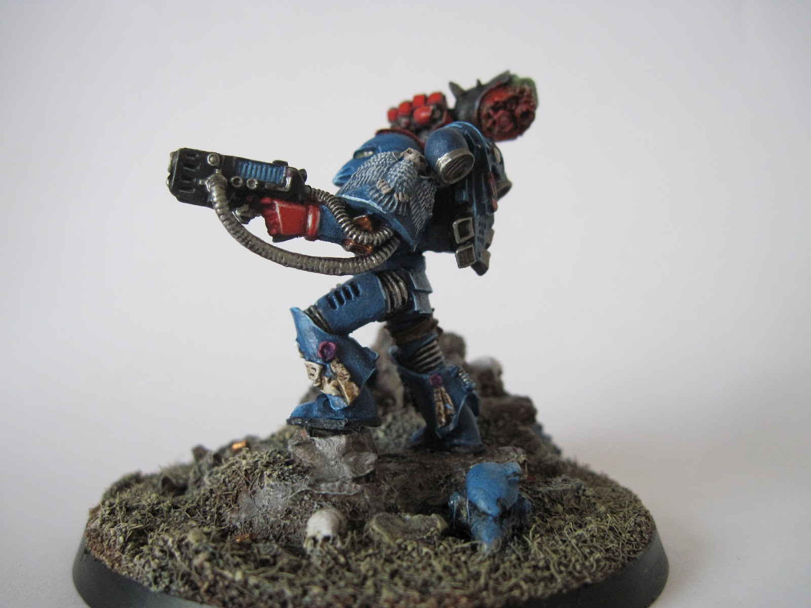 Warhammer 40k battle mars 2012 for Decor 40k