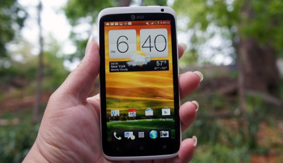 HTC One x android 4.2