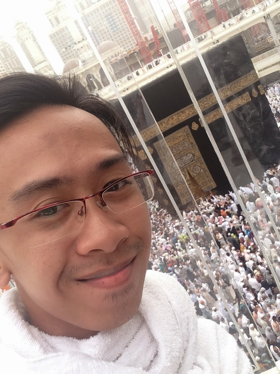 UMRAH HISHAM AL HAJ APRIL MAKKAH