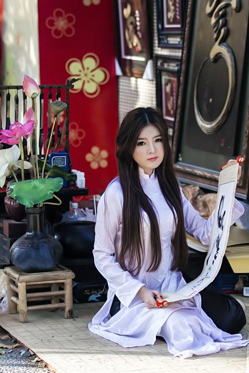 Ảnh gái đẹp HD hot girl luly luta dễ thương 12