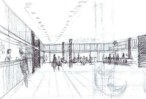 Apuntes revista digital de arquitectura apuntes trazos - Espacios comerciales arquitectura ...