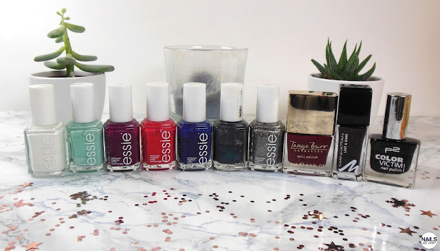 Nailsallover - Nails All Over - Fave - Nailpolish - Jahresfavoriten - Review
