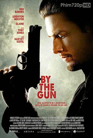 By The Gun 2014 poster