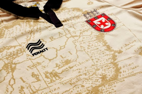 Terceira Camisa do Vasco 2013