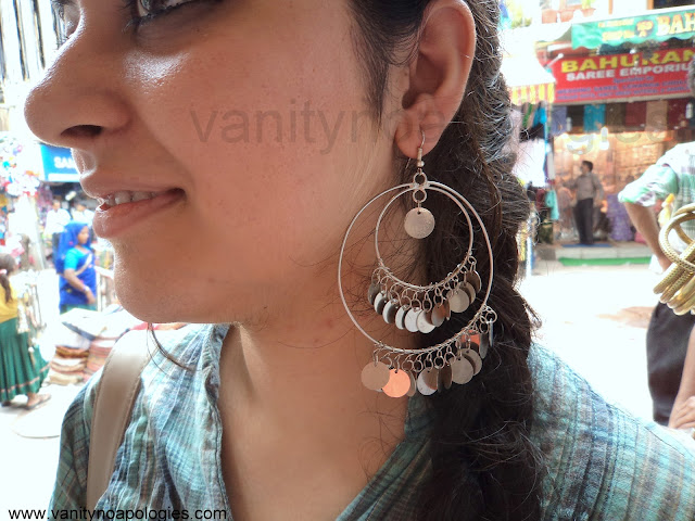 punjabi girl earrings