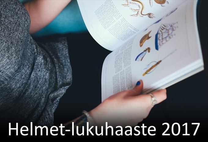 Lukuhaaste 2017