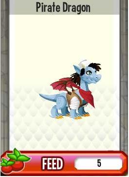 Đặc điểm của Pirate Dragon