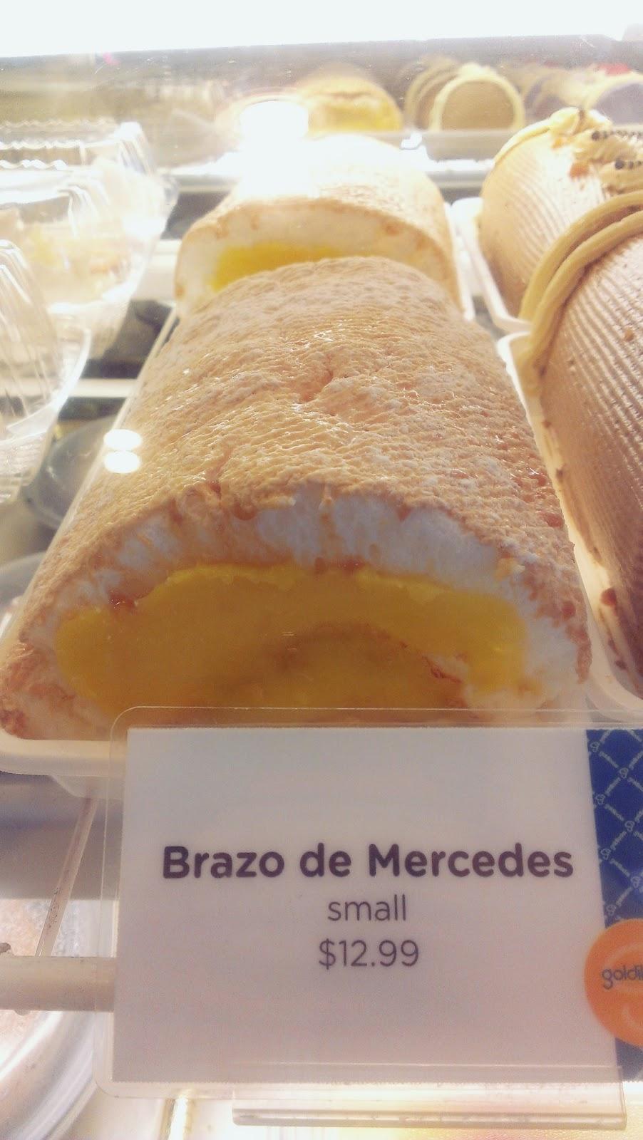 how to make brazo de mercedes fluffy