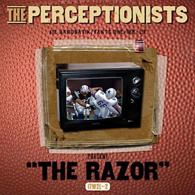 The Perceptionists – The Razor (CD) (2004) (FLAC + 320 kbps)
