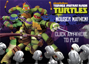 Ninja Turtles Mouser Mayhem