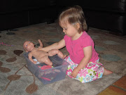 I have always wanted my girls to love their baby dolls, but that always came . (img )