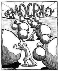 catatan hati makalah penerapan demokrasi dan demokrasi menurut islam