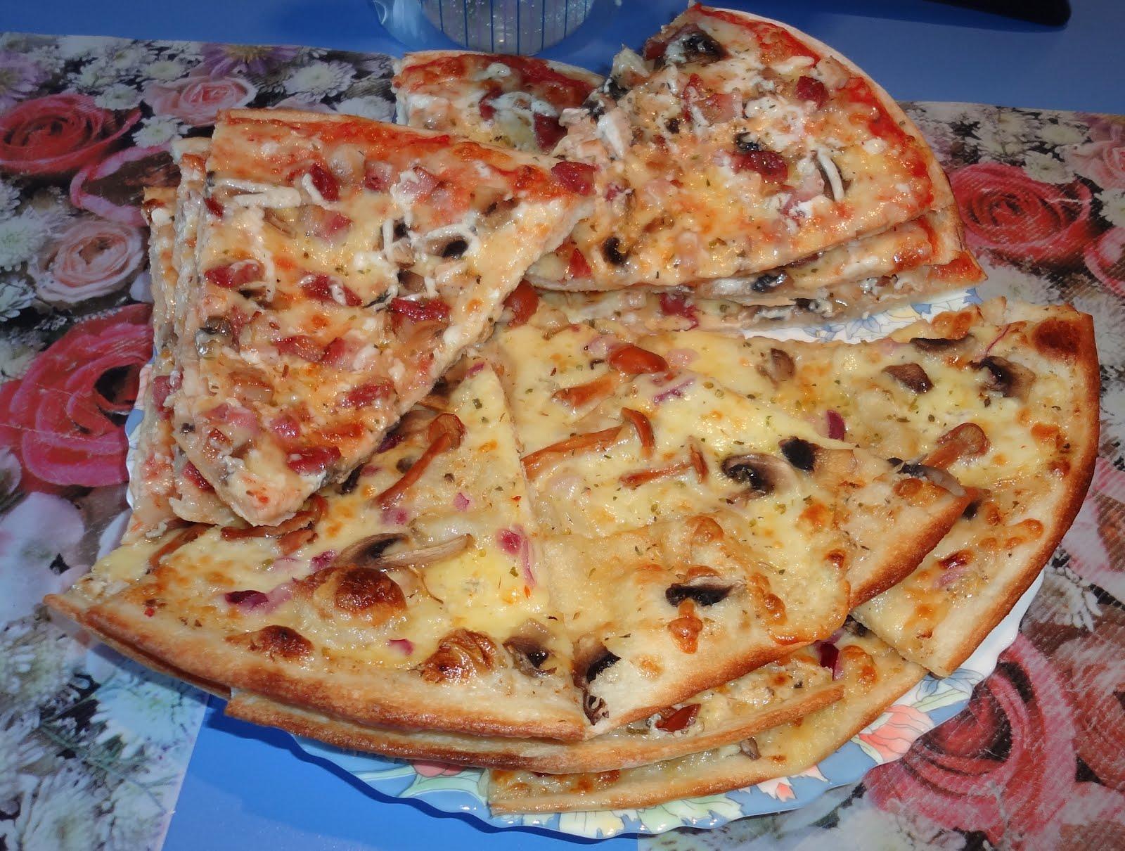 Cucina con sara pizza