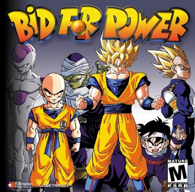 Dragon Ball Z: Bid For Power