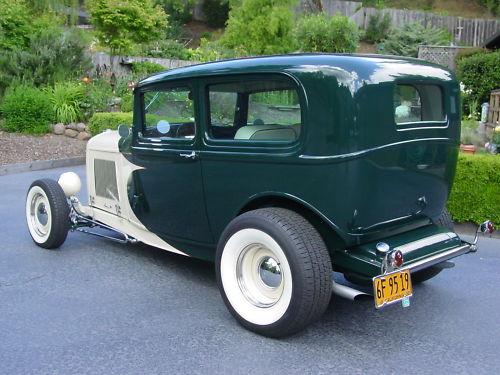 247 autoholic sedan sunday for 1932 ford 2 door coupe