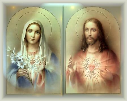 Sito Consacrato al sacro Cuore di Gesu' e di Maria
