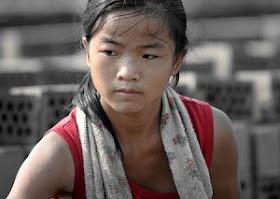 Zhang+Qianqian7 Zhang Qianqian, Kisah Gadis Kecil yang Mengharukan