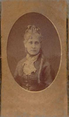Mary Bernice Tisdale, belletisdale.blogspot.com