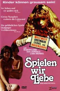 Грехи Юности / Распутное детство / Maladolescenza / Puppy Love / Spielen wir Liebe. DVD.