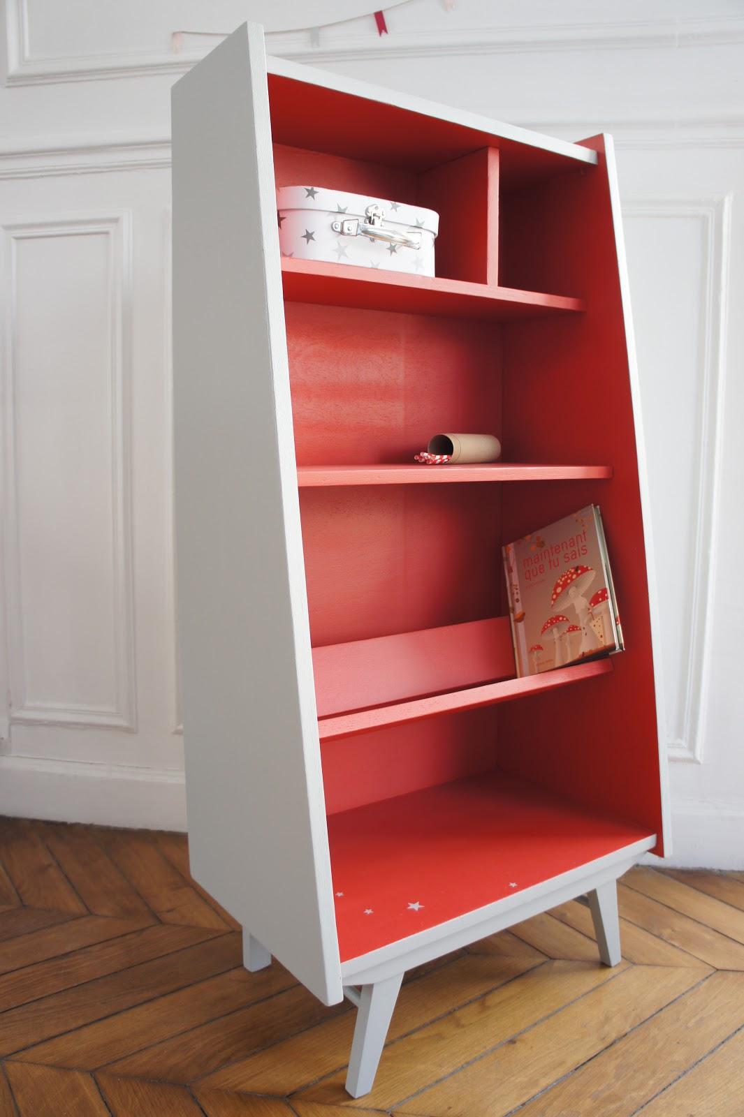 atelier petit toit biblioth que revisit e sur commande janv 13. Black Bedroom Furniture Sets. Home Design Ideas