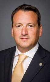 The Honourable Greg Rickford, Minister of Natural Resources and Minister for the Federal Economic Development Initiative for Northern Ontario.