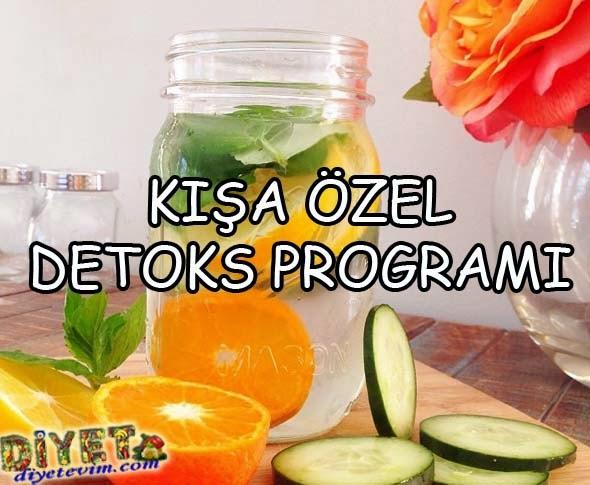3 günlük detoks programı