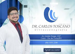Dr.  Carlos Toscano-Ultrassonografia