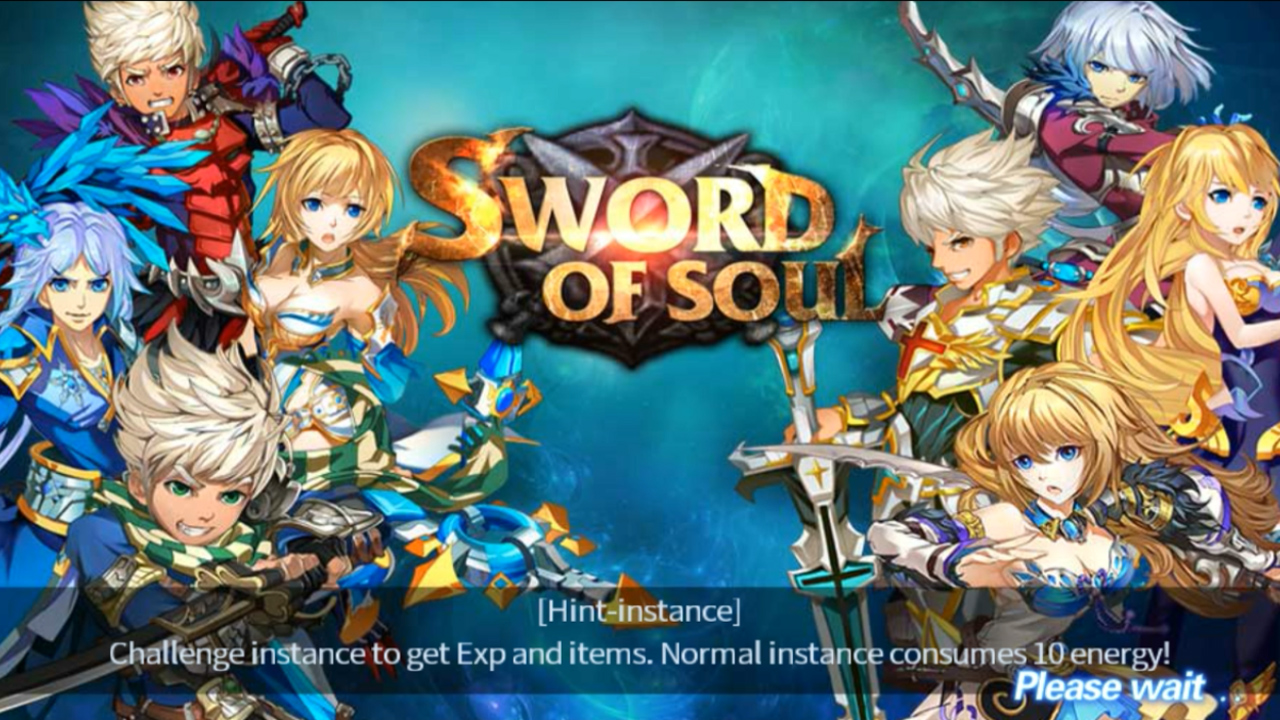 Sword of Soul Gameplay IOS/ Android