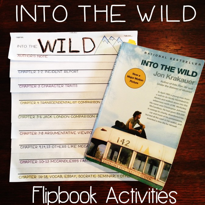 into the wild movie book comparison essay The wild essay some authors use stories of other to compare them to the main character of the book in into the wild, the author jon krakauer includes stories of others for more than a comparison.