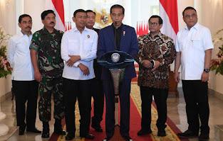 Jokowi: Negara Tak Boleh Takut Kepada Terorisme