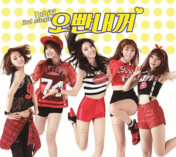 Tahiti Oppa You're Mine Cover