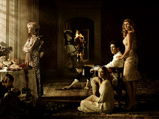 American Horror Story Characters HD Wallpaper