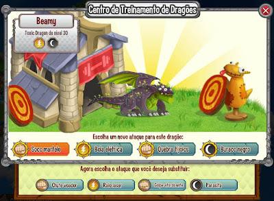Dragão Tóxico - Informações