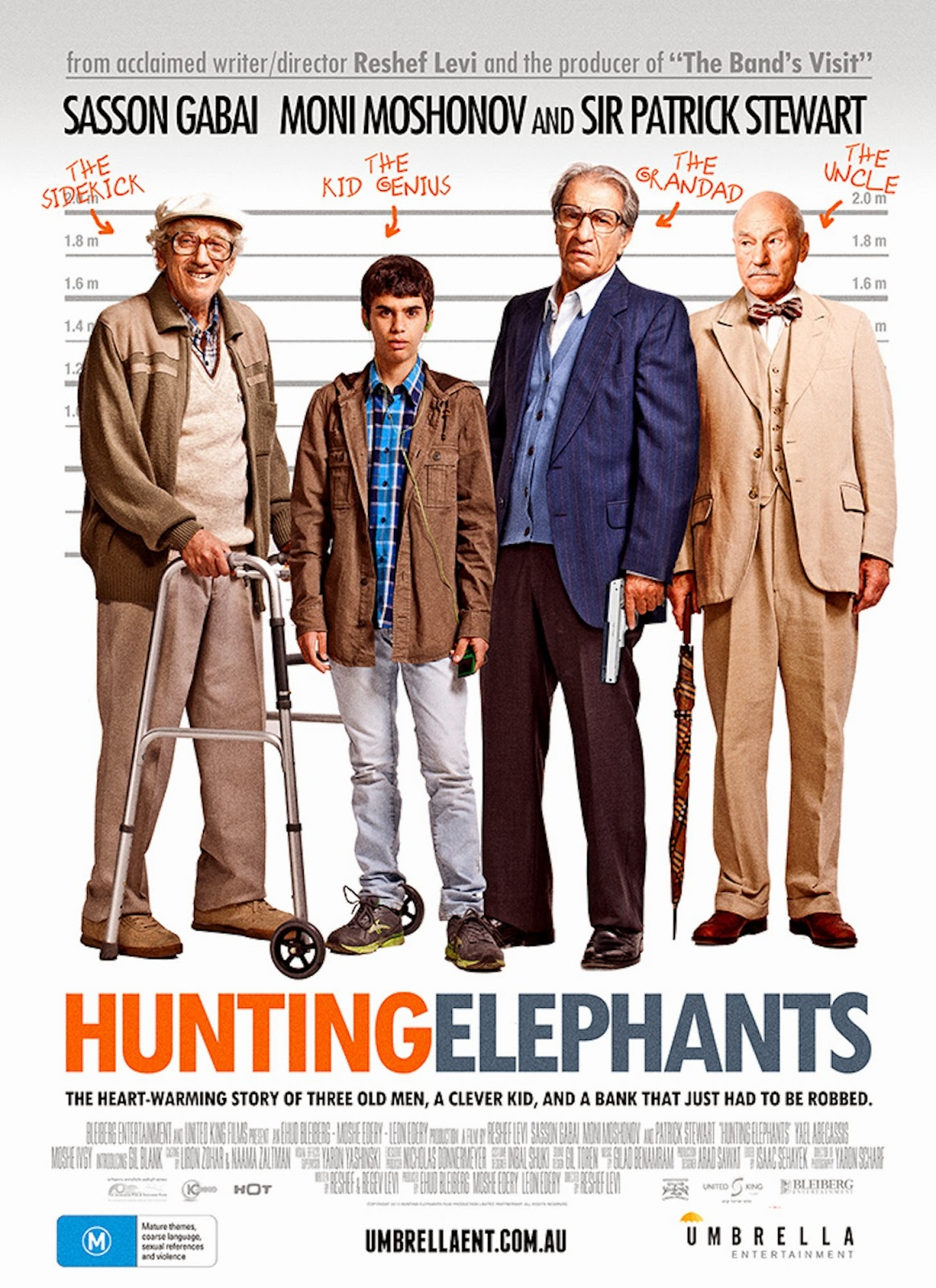 Hunting Elephants Legendado