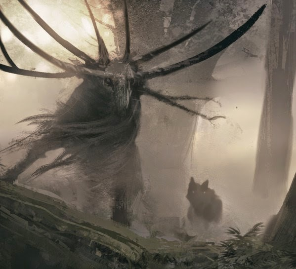 Symbaroum wolf lord