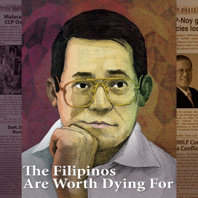 the filipino is worth dying for