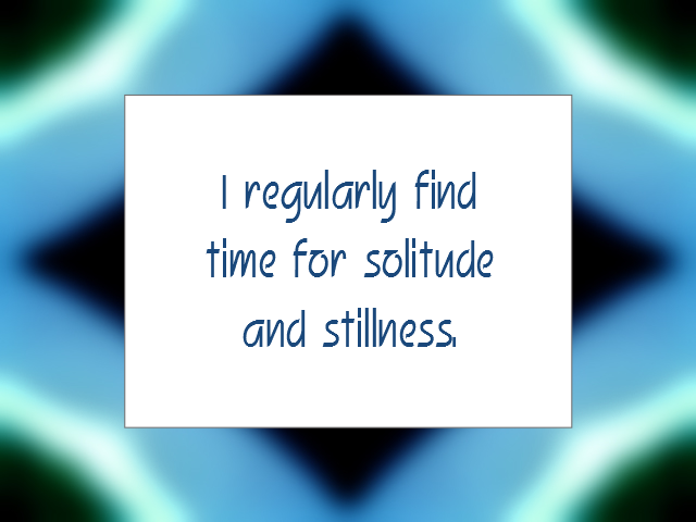 MEDITATIONaffirmation