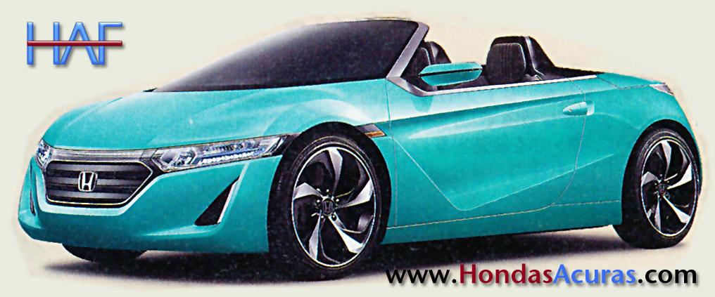 ... Honda Mid Engine Sports Car additionally Honda Sports Car 2016 NSX. on
