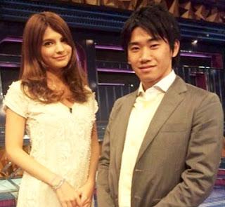 Inilah Bintang Porno Kekasih Shinji Kagawa [ www.BlogApaAja.com ]