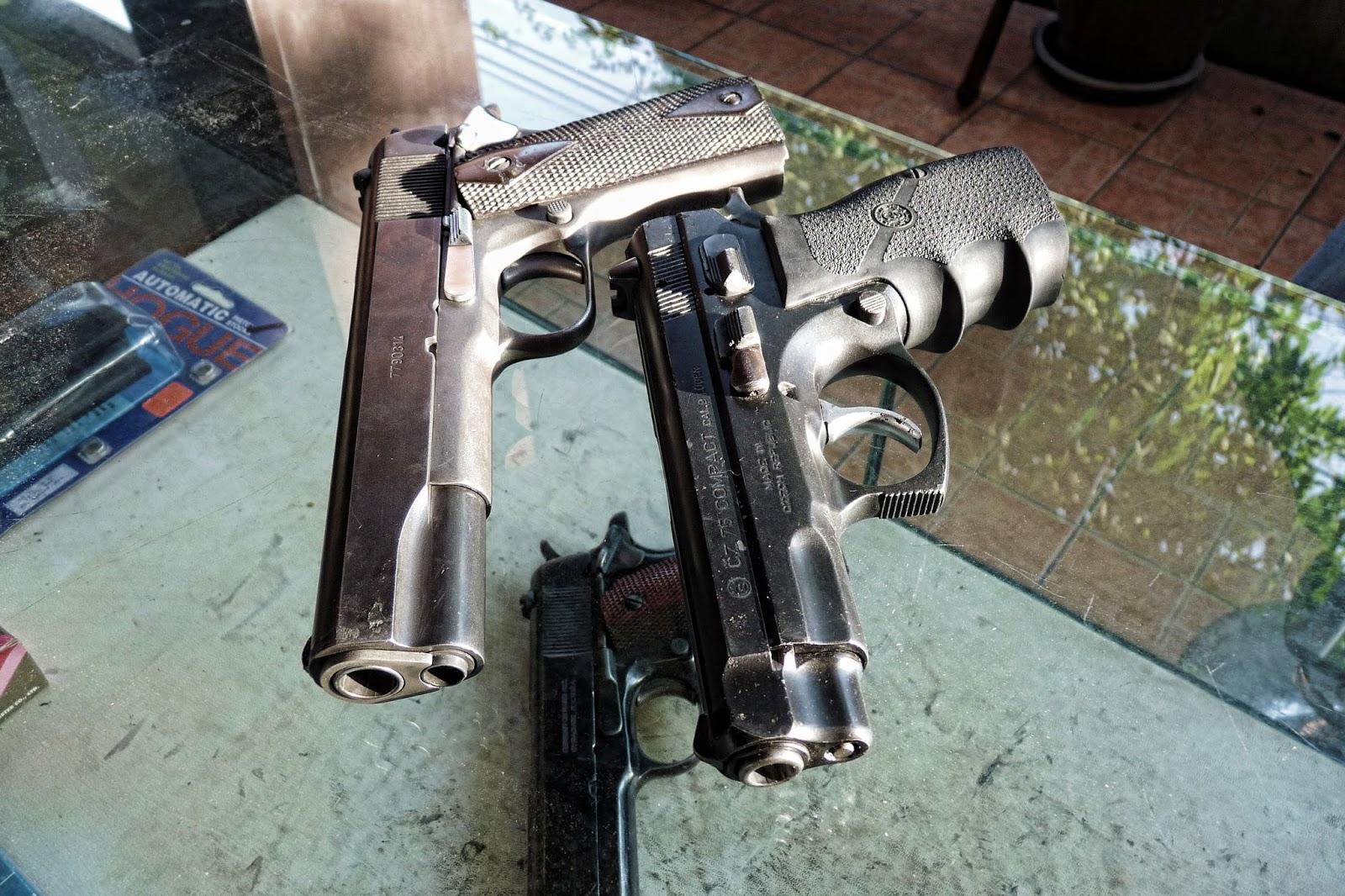 Thailand Shooting Range, Gun Range