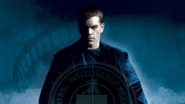 Matt Damon Bourne Movies