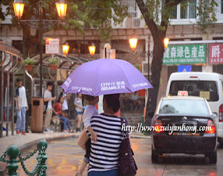 City of Dreams Umbrella