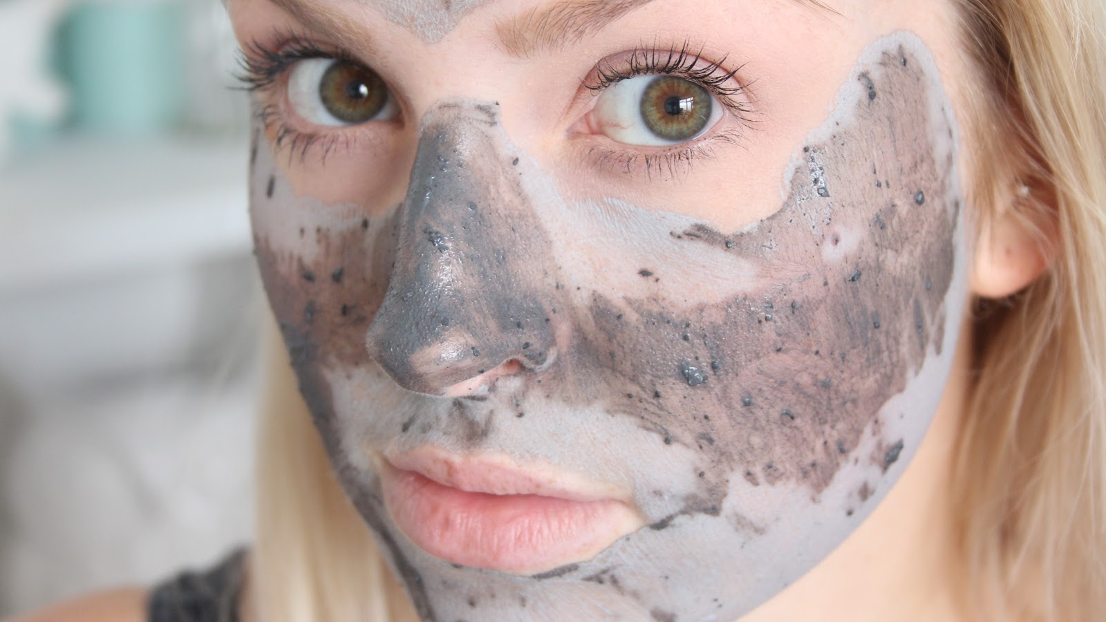 Shaaanxo: Glam Glow Super-Mud Clearing Mask Review - Before ...