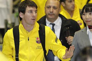 Barcelona se concentra en el mundial de clubes