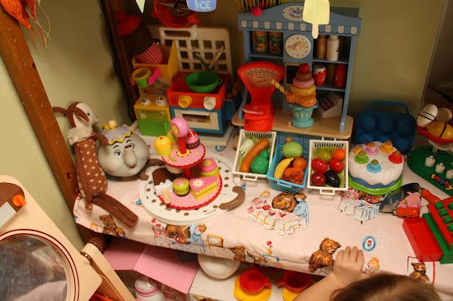 epicerie vintage jouet